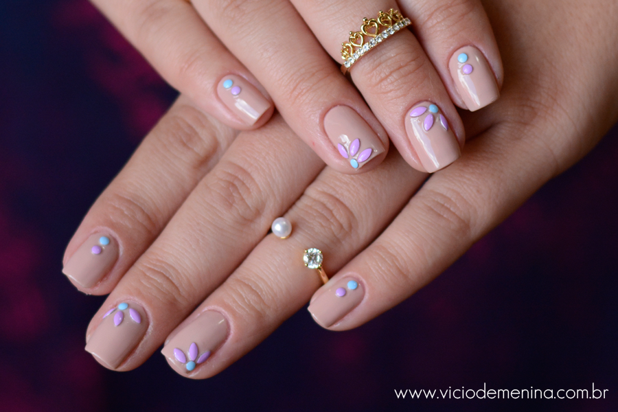 Studs_pastel_Nails_Unhas