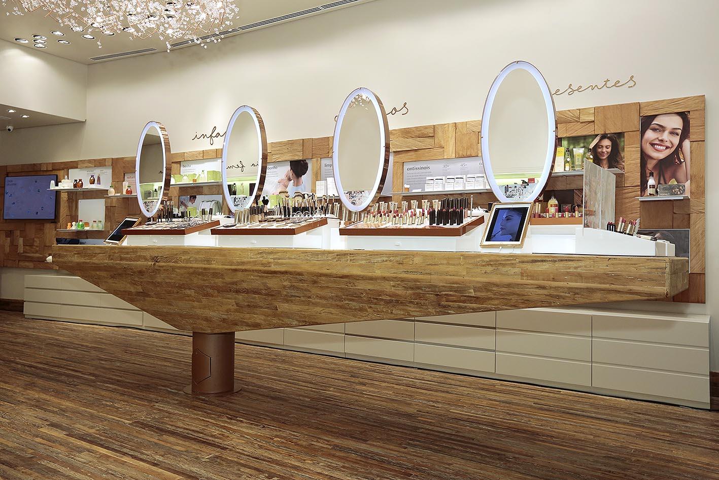 Interior da loja 11