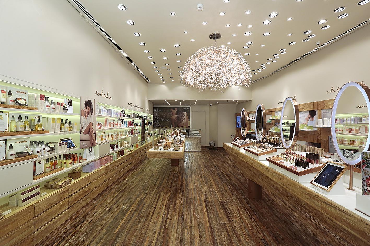 Interior da loja 13