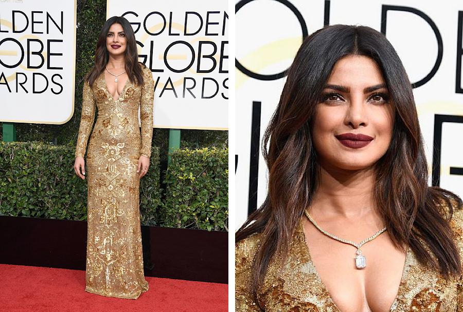 Priyanka Chopra_gold_globe_Globo_de_Ouro_2017_looks_007