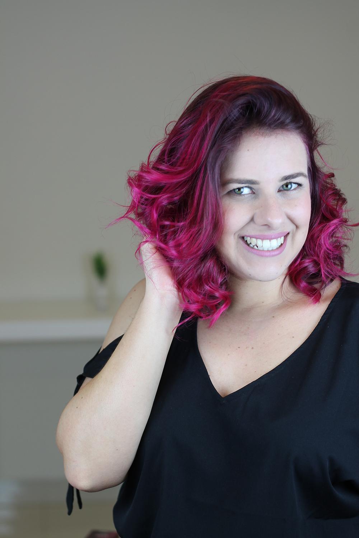 Como_Pintar_cabelo_rosa_Sozinha