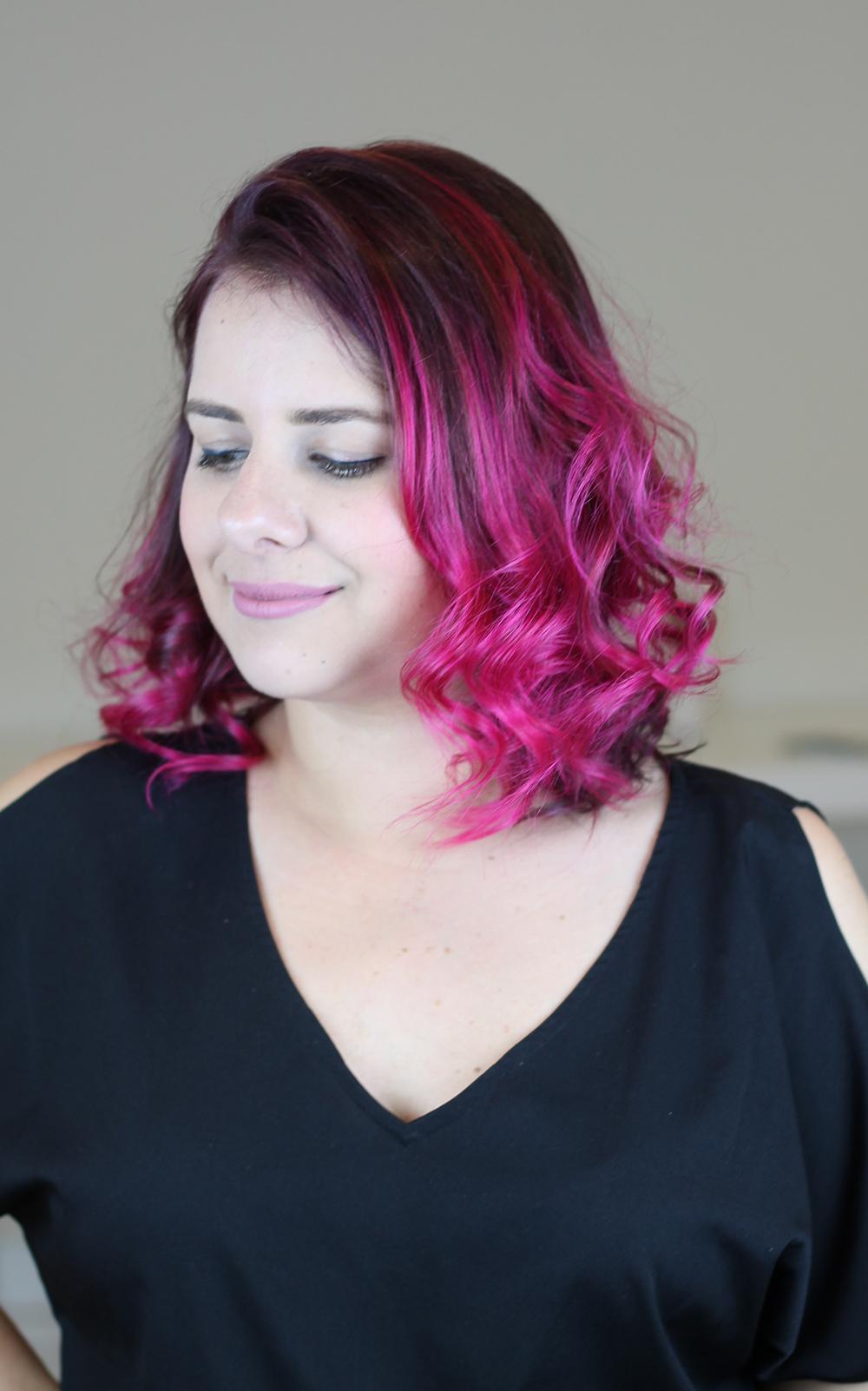 Como_Pintar_cabelo_rosa_Sozinha_2