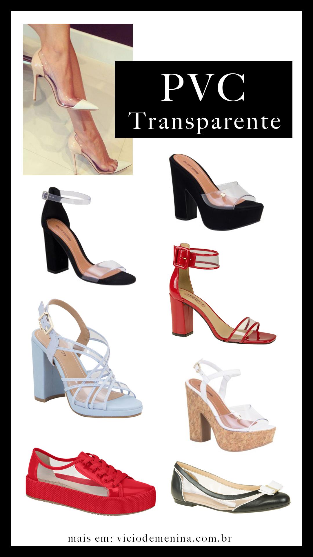 6b2a001875 Tendências Primavera Verão 2019 para Sapatos Femininos - Vício de ...