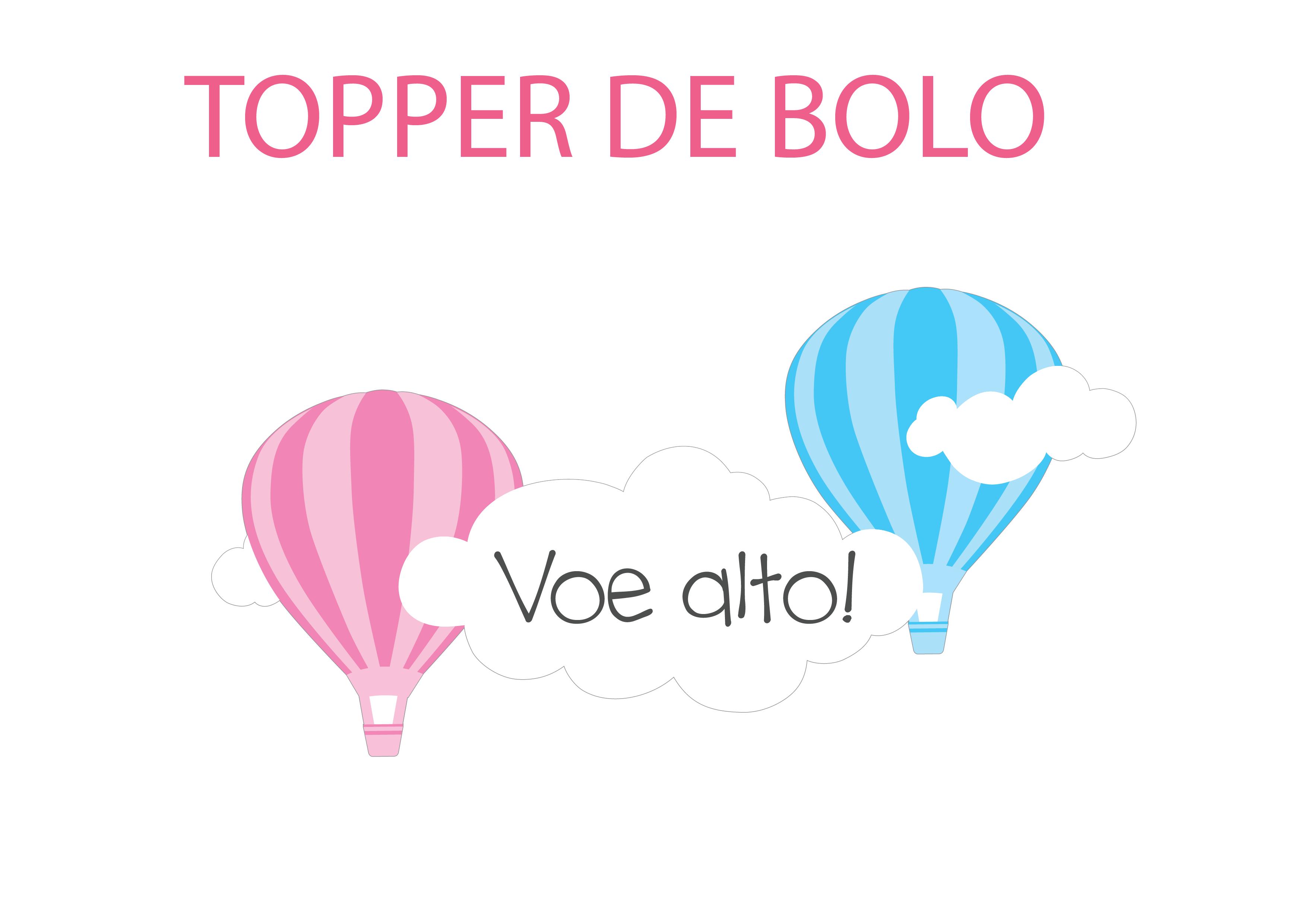 Topper_bolo_cha_revelacao_bebe_balao
