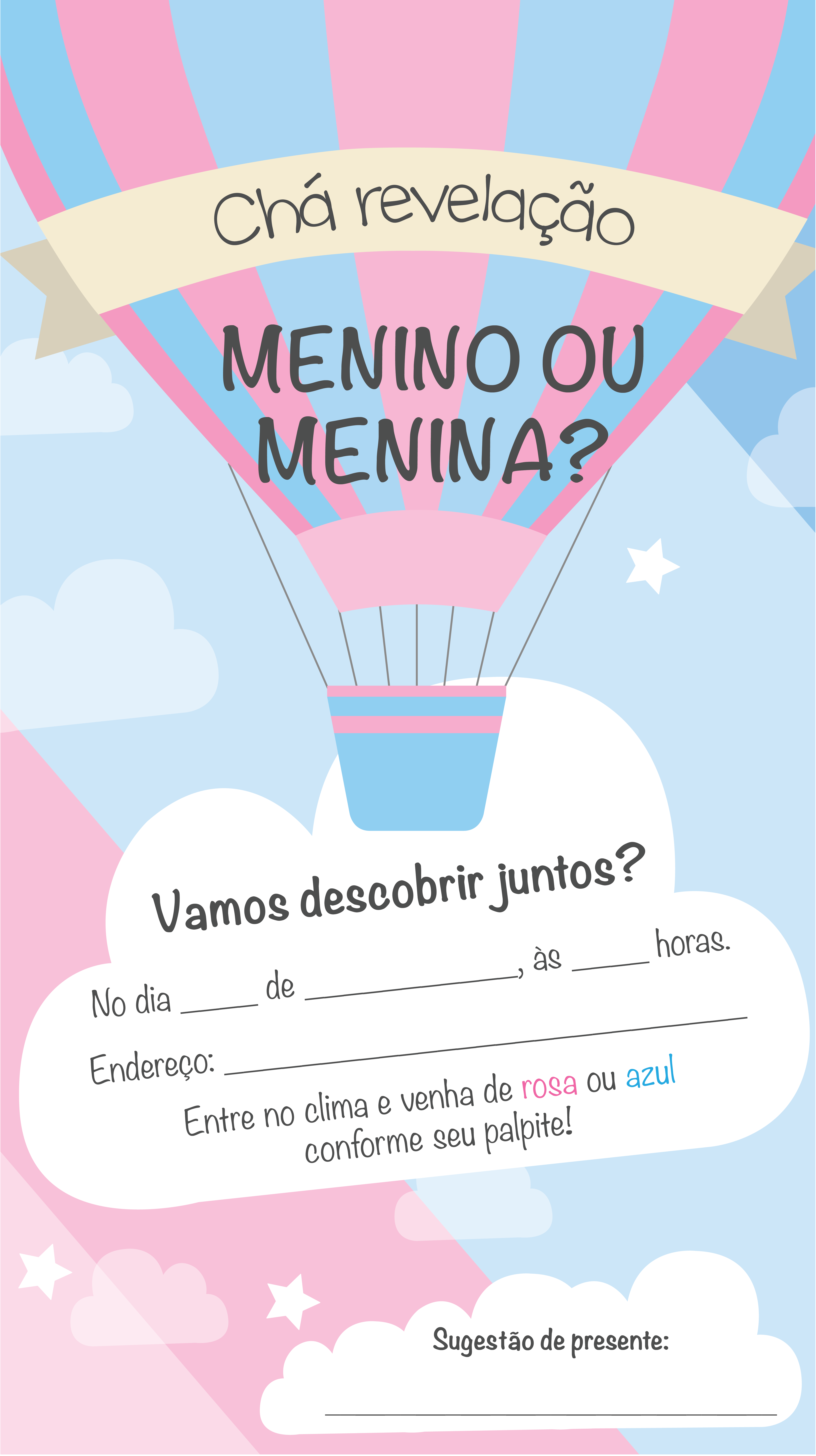 convite_cha_revevelacao_balao