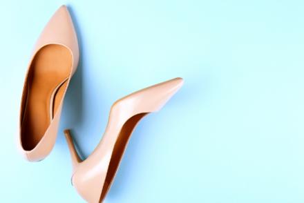 sapatos de qualidade